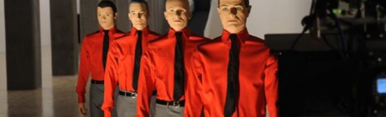 "Ralf Hütter: new Kraftwerk album ""soon"""