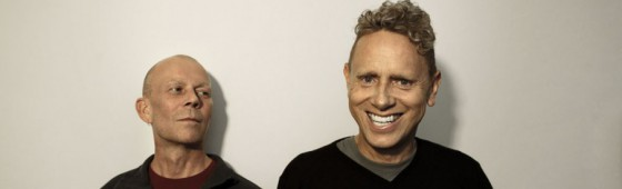 Video interview with Vince Clarke and Martin Gore