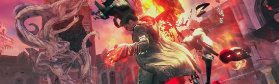 """Combichrist's """"Devil May Cry"""" soundtrack arrives in 10 days"""