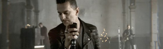 "Depeche Mode's ""Heaven"" video launched today"