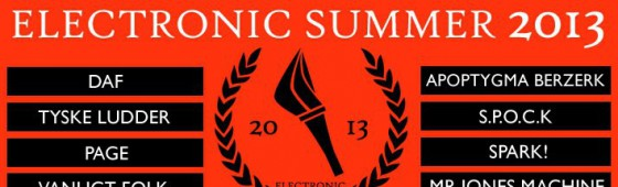 Electronic Summer program complete